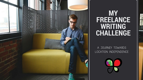 My Challenge to Become A Freelance Writer