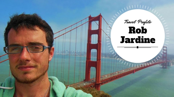 From First Time Solo Traveller to Lifelong Wanderer – Rob Jardine