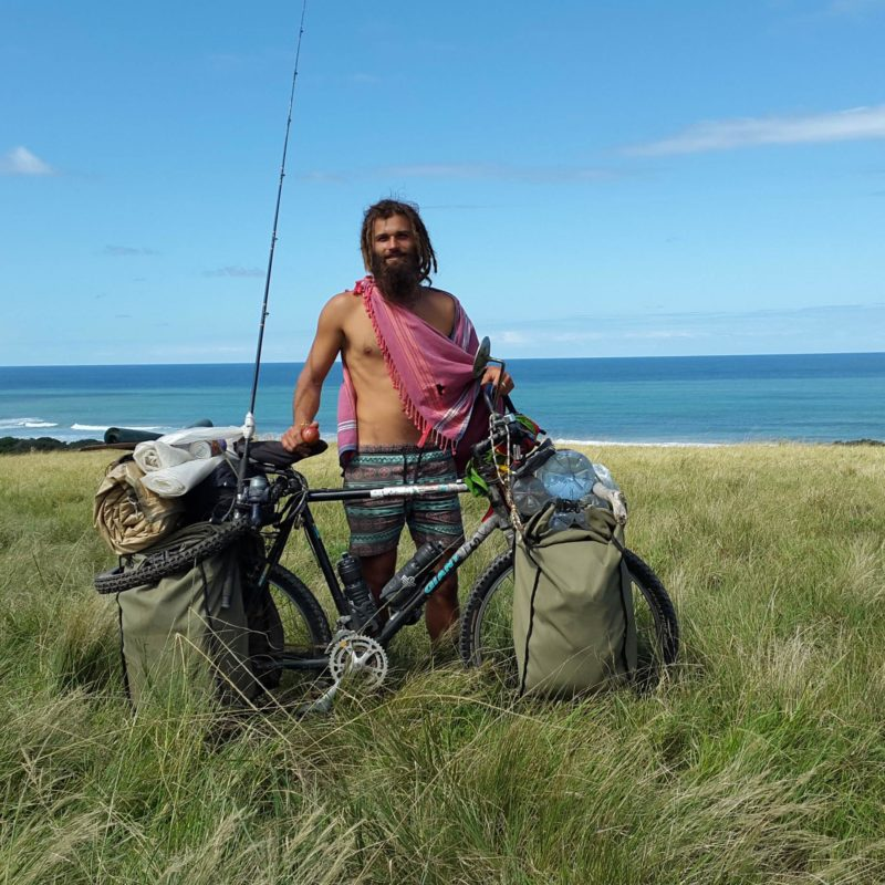 """I am Going to Cycle up Africa with No Money"" (Part 1) – Reynier van Zyl"