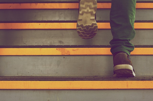 Why You Should Take The First Step (Even if You Don't Know What it is)